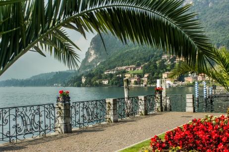 Mennagio-Lake Como
